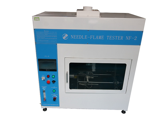 IEC 60695 0.5m³  Needle Flame Tester With 7 Inch Color Touch Screen